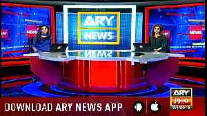 Bulletins ARYNews 1200 2nd January 2019 [Video]