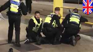 Manchester New Year's Eve stabbings leaves 3 injured [Video]