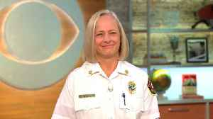 West Virginia fire chief shares approach to opioid epidemic that's having an impact [Video]