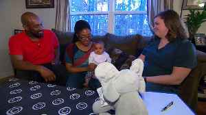 North Carolina nurses' home visits with new parents are paying off [Video]