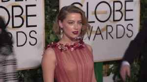 Amber Heard Is #1 On IMDB's STARMeter [Video]