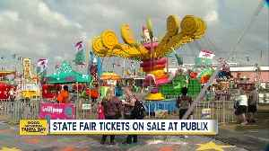 Florida State Fair tickets now on sale [Video]