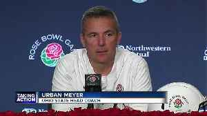 Urban Meyer on coaching: 'I do believe I'm done' [Video]