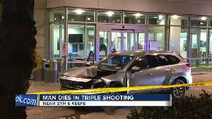 One dead, two seriously hurt after triple shooting outside Milwaukee bar [Video]
