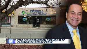 Dearborn pharmacist charged with defrauding Medicare, Medicaid in $1.2 million prescription scheme [Video]