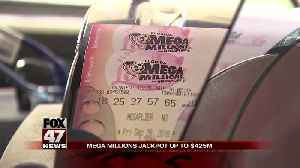 Mega jackpot to kick-off new year [Video]