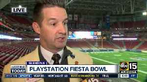 Playstation Fiesta Bowl taking place in Glendale on New Year's Day [Video]