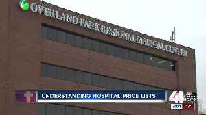 New price lists stun KC area health consumers [Video]