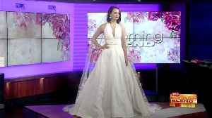 The Hottest Wedding Fashion Meets Friendly ServiceThe Hottest Wedding Fashion Meets Friendly Service [Video]