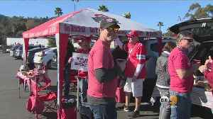 News video: Buckeyes, Huskies Fans Take Over Pasadena For Rose Bowl Game