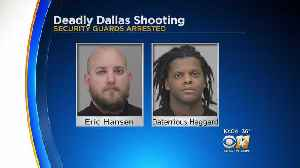 2 Security Guards Face Murder Charges After Shooting Outside Dallas Strip Club [Video]