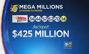 $425 Million Jackpot Lures Those Looking For A Big Payout [Video]