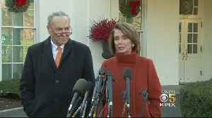 Dems Strategize As Pressure On Lawmakers To End Shutdown Builds [Video]