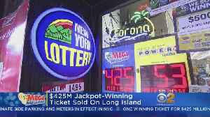 Who Won Mega Millions? [Video]