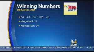 One Winner In $425 Million Mega Millions Drawing [Video]