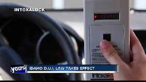 Idaho law requires drunken drivers to use interlock devices [Video]