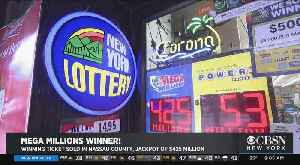 Mega Millions Winner In Our Midst [Video]