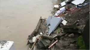 85 Dead, 20 Still Missing From Philippines Landslides, Floods [Video]