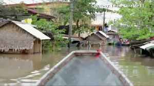 Death toll from Philippine landslides, floods climbs to 85 [Video]