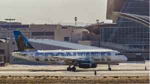 Frontier Airlines Passengers Fell Ill After Reportedly Drinking Bad Airport Water [Video]