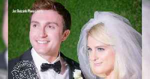All the Details from Meghan Trainor and Daryl Sabara's 'Fairy-Tale' Wedding [Video]