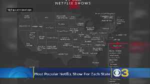 Website Ranks Most Popular Netflix Shows By State [Video]