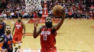 Houston's James Harden Is On An Incredible Hot Streak [Video]