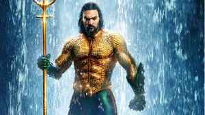 'Aquaman' Gets Large Box Office Jump On New Year's Day [Video]