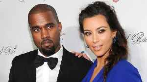 Kim and Kanye Expecting Fourth Child [Video]