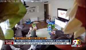 Mom surprised by babysitter's treatment of infant son caught on hidden camera [Video]