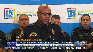 Reaction to city council report on Fitzgerald [Video]