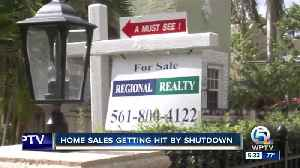 How does government shutdown affects South Florida housing market? [Video]