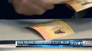 Players hope to win a fortune in the Mega Millions [Video]