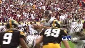 #18 MSU Comes Up Short Against Iowa in Outback Bowl [Video]