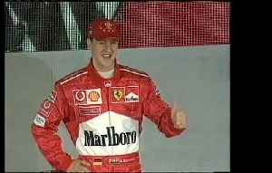 Formula One legend Schumacher at 50 [Video]
