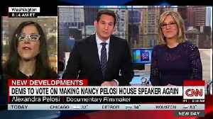 Pelosi's Daughter Says Her Mom Will 'Cut Your Head Off And You Won't Even Know You're Bleeding' [Video]