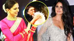 Deepika Padukone HUGS Katrina Kaif, Ends FIGHT At Star Screen Awards 2018 [Video]