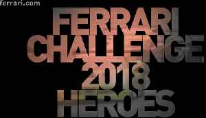 Ferrari Challenge APAC 2018 Heroes [Video]