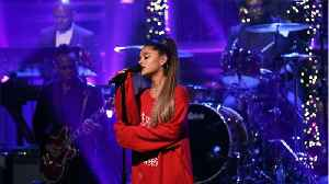 Trending: Ariana Grande plans to stay single in 2019, Justin Bieber's face tattoo finally revealed, and Tiffany Haddish expresse [Video]