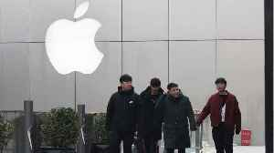 Apple Sends Markets Reeling [Video]