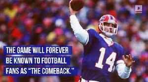 This Day in History: Buffalo Bills Pull off Greatest Comeback in NFL History [Video]