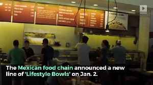 Chipotle Offers Whole30, Keto and Paleo Bowls [Video]