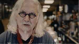 Billy Connolly Says He is