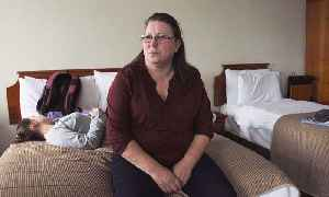 My life in a hotel room: Ireland's hidden homeless crisis - video [Video]