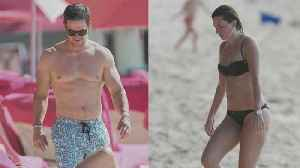Mark Wahlberg's Wife Calls Him Out for Always Being Shirtless -- Watch! [Video]
