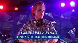 Avicii's Parents Will Inherit His Multi-Million Dollar Fortune [Video]