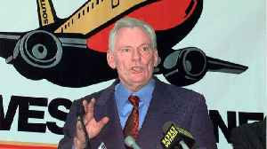 Southwest Airlines Co-founder Herb Kelleher Dead At 87 [Video]