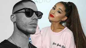 Ariana grande CAUGHT Dating Ex Ricky Alvarez! [Video]