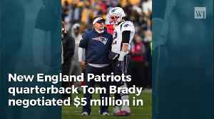 Tom Brady Loses Out on Millions After Betting on Himself [Video]