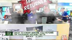 What to know before you return or exchange holiday gifts [Video]